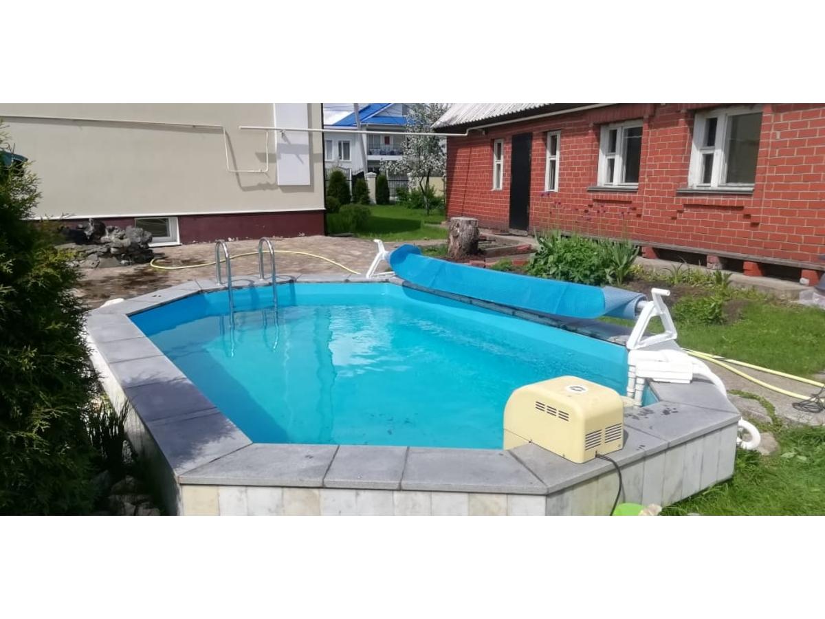 Кто еще не успел подготовить свой бассейн к сезону?