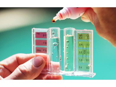 Уровень pH в бассейне
